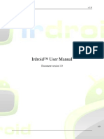 Irdroid Users Manual 1.0