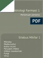 MIKFAR 1 PPT
