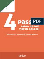 Ebook - 4 passos para a sua loja virtual brilhar!
