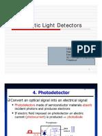 3.Optical Detectors