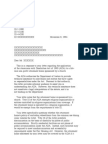 US Department of Justice Civil Rights Division - Letter - cltr155