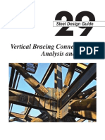 DESIGN GUIDE 29-Vertical Bracing Connections