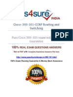 Pass4sure 300-101 Dumps