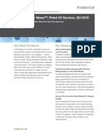 The Forrester Wave Point of Service Q3 2015
