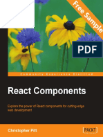 React Components - Sample Chapter