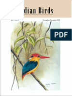 Indian Birds Journal