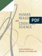 Stenning,Van Lambalgen- Human Reasoning and Cognitive Science
