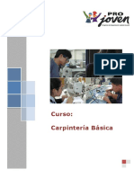 Manual de Carpinteria Básica