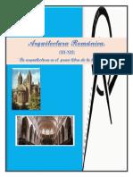 CIVILIZACIÒN-ROMANICA-ARQUITECTURA