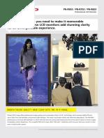 Sharp Pnr603 Catalogo