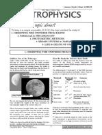 PhotoMaster - Astrophysics