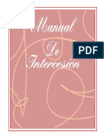 Manual Practico de Intercesion