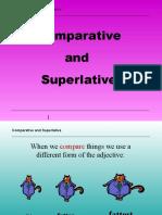 Comparativesuperlative Good