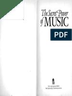 David Tame-The Secret Power of Music