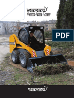 Veper Skid Steer Loader Brochure