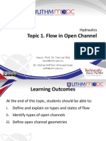 hydraulics Topic 1 Flow in Open Channel.pdf