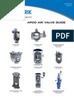 Apco Air Valve Guide