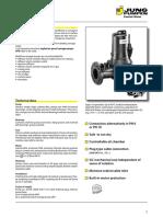 Fisa Tehnica Pompe Multifree