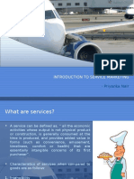 1 Intro to Service Mktg