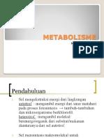 Metabolism e 1