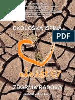 Ekoloska Istina 07 - Zbornik Radova