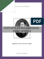 Support de Transmission - Fibre Optique