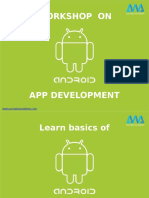 Basics of Android App Development & Career Growth by AWA