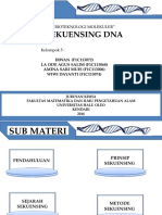 Kelompok 5 Kimia B (Sekuensing DNA)).ppt