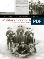 Military Service records
