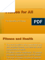 Benefits of Fitness Presentation