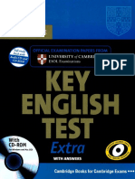 Cambridge KET Extra Book