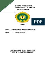 Kimia Alat-Alat Lab