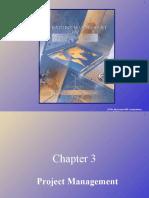 Ch3(Project Management)