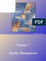 Ch7(Quality Management)