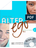 Alter Ego B2 livre de l'élève.