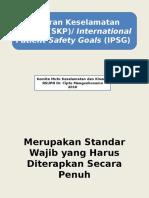 IPSG Update Untuk DPJP