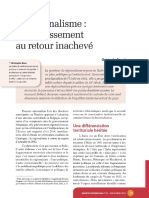 Italie & régionalisme