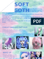 Soft Goth Nora