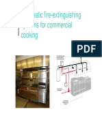 Automatic fire extinguishing systems for commercial cookingFire Extinguishing Systems for Commercial Cooking