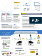 Troller - Modulo Vidro Eletrico Flexitron FTW22