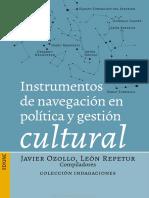 Instrumentos de Navegacion y Gestion Cultural