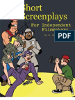 26 Short Screenplays for Independent Filmmakers - Table of Contents