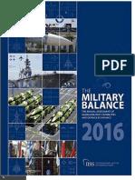 The Military Balance 2016 - 2016