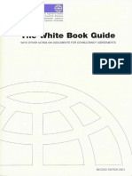 The White Book Guide