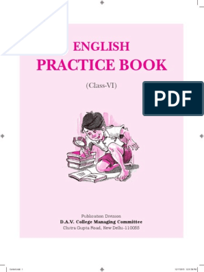 English Practice Book 6 | Adverb | Adjective