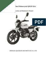 Worx125 Service Manual2