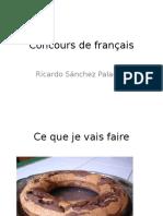 concours de françaisRicardo.pptx