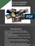 API Automobile Industry