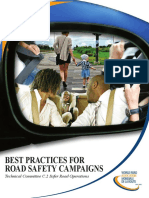 Best Practices for Road Safety Campaigns