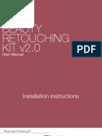 Beauty Kit English Manual v2.0